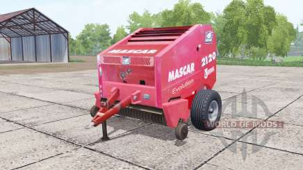 Mascar 2120 Evolution for Farming Simulator 2017