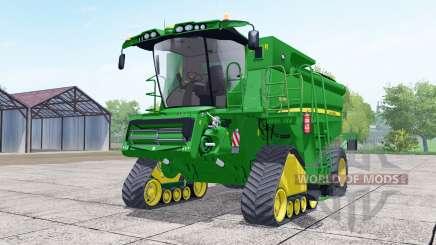 John Deere S680i crawler modules for Farming Simulator 2017