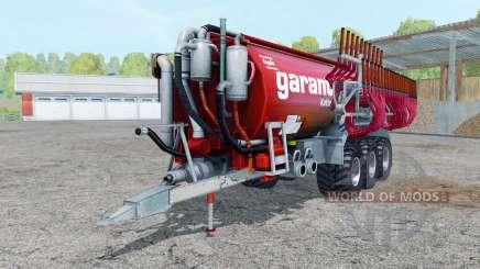 Kotte Garant Profi VTR 25.000 for Farming Simulator 2015
