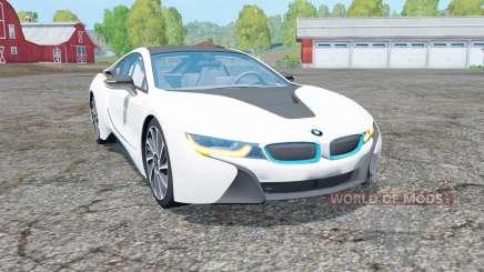 BMW i8 (I12) for Farming Simulator 2015