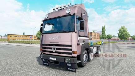Renault R 340ti Major 1990 v2.2 for Euro Truck Simulator 2