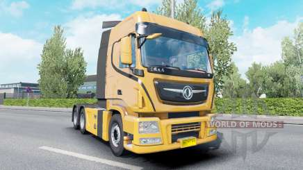 Dongfeng Kingland KX (D760) 2013 for Euro Truck Simulator 2
