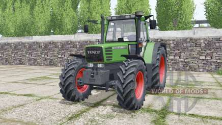 Fendt Favorit 511C Turbomatik animated element for Farming Simulator 2017
