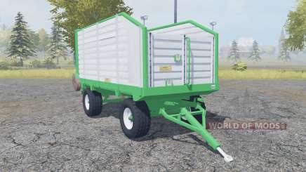 Kaweco Eurotrans 6000 S for Farming Simulator 2013
