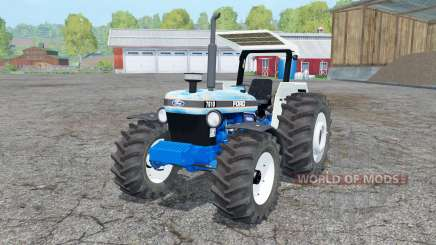 Ford 7610 III for Farming Simulator 2015