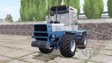 T-200K engine selection for Farming Simulator 2017