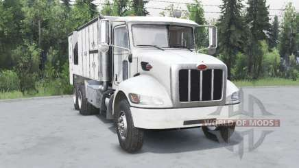 Peterbilt 330 6x4 v1.5 for Spin Tires