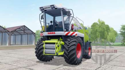 Claas Jaguaᶉ 890 for Farming Simulator 2017