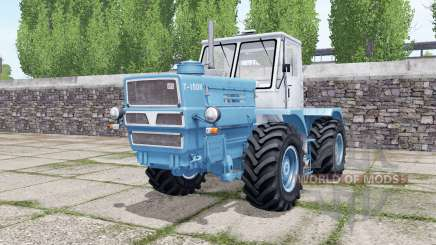 T-150K the animation of the doors for Farming Simulator 2017