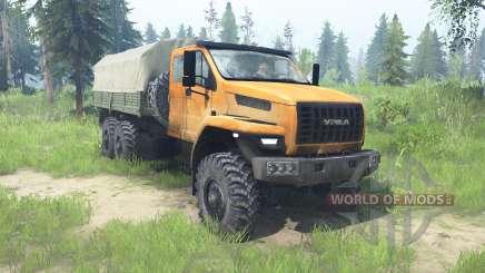 Ural Next (4320-6988-72Е5И06) for MudRunner