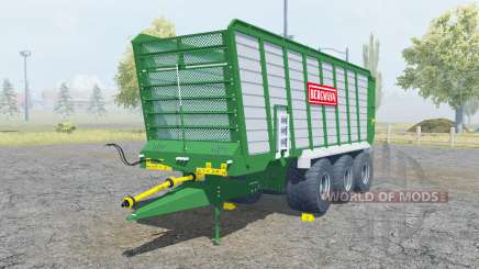 Ɓergmann HTW 65 for Farming Simulator 2013