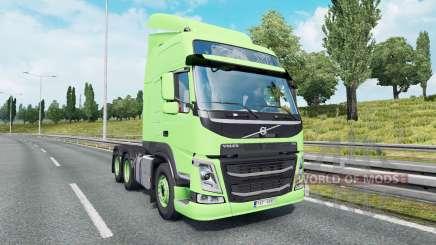 Volvo FM 460 Globetrotter LXL cab 2013 v1.4 for Euro Truck Simulator 2