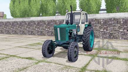 UMZ 6L with a loader for Farming Simulator 2017