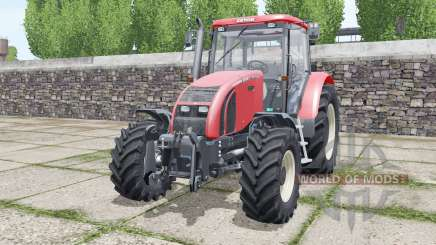 Zetor Forterra 11741 moving elements for Farming Simulator 2017
