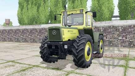 Mercedes-Benz Trac 1400 Turbo more configuration for Farming Simulator 2017