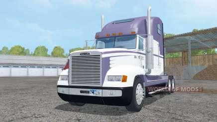 Freightliner FLD 120 Sleeper Cab 1996 for Farming Simulator 2015