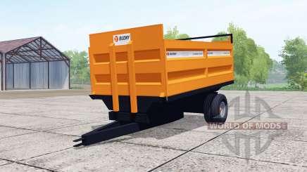 Budny CHMB 5000 for Farming Simulator 2017
