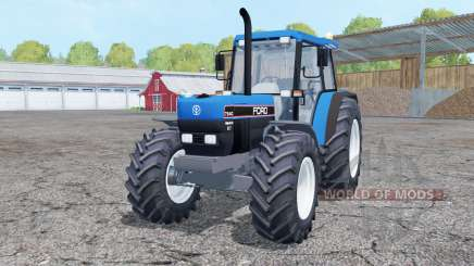 Ford 7840 animated element for Farming Simulator 2015