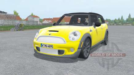 Mini Clubman (R55) for Farming Simulator 2017
