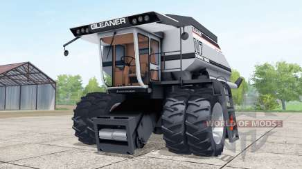 Gleaner N7 dual front wheels for Farming Simulator 2017