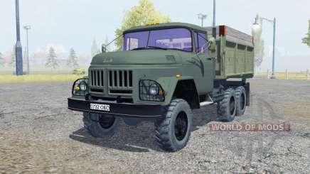 ZIL 131 truck for Farming Simulator 2013