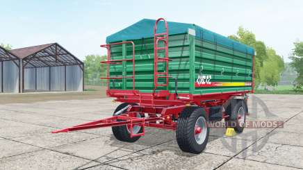 Metaltech DB 12 multicolor for Farming Simulator 2017