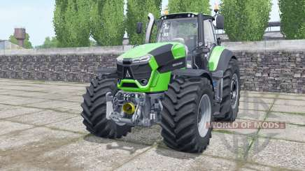 Deutz-Fahr Agrotron 9290 TTV animated element for Farming Simulator 2017
