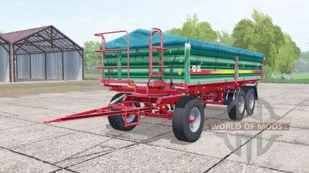 Metaltecħ DB 14 for Farming Simulator 2017