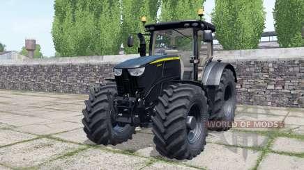 John Deere 6230R Black Edition for Farming Simulator 2017