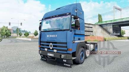 Renault R 340ti Major 1990 v2.3 for Euro Truck Simulator 2