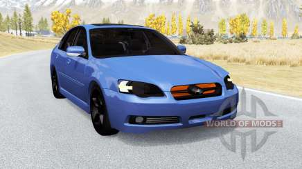 Subaru for BeamNG Drive download for free