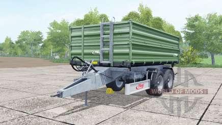 Fliegl TDƘ 160 for Farming Simulator 2017