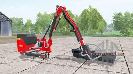 Kuhn Agri-Longer for Farming Simulator 2017