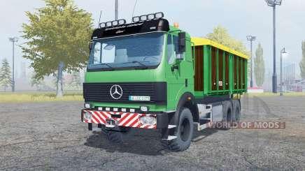 Mercedes-Benz 2631 AK for Farming Simulator 2013