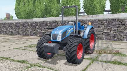 New Holland T4.75 Garden Editioɳ for Farming Simulator 2017