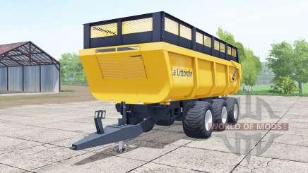 La Littoᶉale C 390 for Farming Simulator 2017