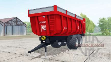 Gilibert 1800 Pᶉo for Farming Simulator 2017