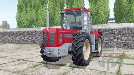 Schluter Super 2500 TVL more realistic for Farming Simulator 2017