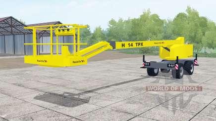 Haulotte H14 TPX for Farming Simulator 2017