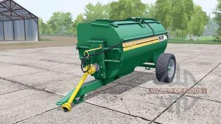 Major Muckout 750 for Farming Simulator 2017