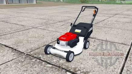 Hondᶏ HRC 216 for Farming Simulator 2017