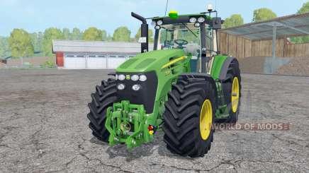 John Deere 7930 interactive control for Farming Simulator 2015