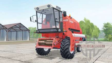 Bizon Rekord 5058 for Farming Simulator 2017