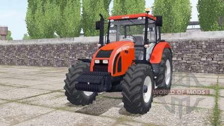 Zetor Forterra 11441 real exhaust smoke for Farming Simulator 2017