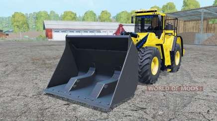 Volvo L180Ƒ for Farming Simulator 2015
