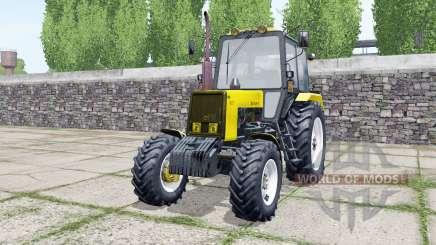 MTZ 1025 Bearus for Farming Simulator 2017