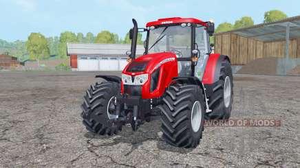 Zetor Forterra 150 HD moving elements for Farming Simulator 2015