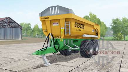 Joskiɳ Trans-KTP 22-50 for Farming Simulator 2017