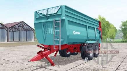 Farmtecħ Durus 2000 for Farming Simulator 2017