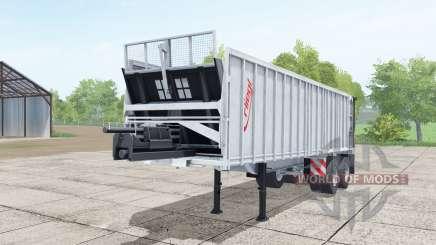 Fliegl ASS 298 Gigant for Farming Simulator 2017